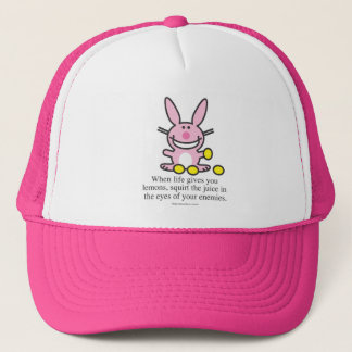 When Life Gives You Lemons Trucker Hat