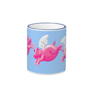 When pigs fly coffee mugs