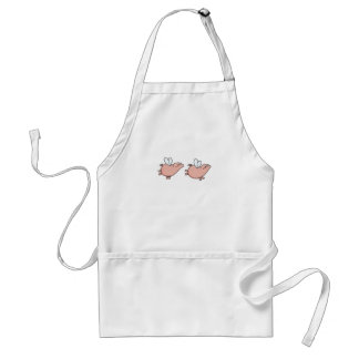 when pigs fly standard apron