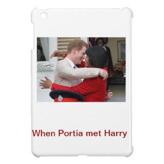 When Portia Met Harry Case iPad Mini Covers