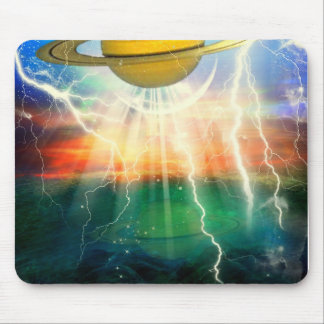 When Saturn Ruled The World Mouse Pad