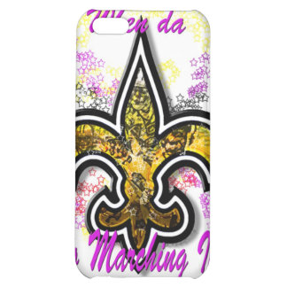 When the Saints Go Marching In Case iPhone 5C Covers