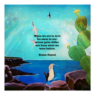 When We Are In Love Inspirational Quote