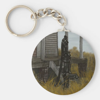 When We Toted Water Key Ring
