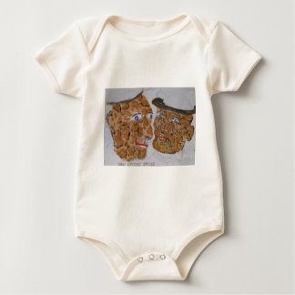 When Wretches Smiled Baby Bodysuit