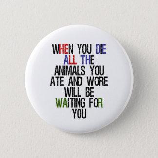 When You Die 1 6 Cm Round Badge