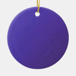 When you LOVE, you get HURT  Dark Blue Base Christmas Ornament