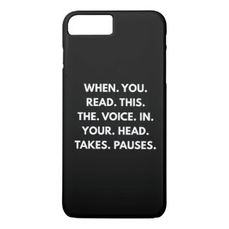 When You Read This iPhone 7 Plus Case