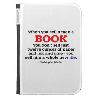 When You Sell A Man A Book Kindle 3G Covers