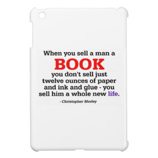 When You Sell A Man A Book Case For The iPad Mini