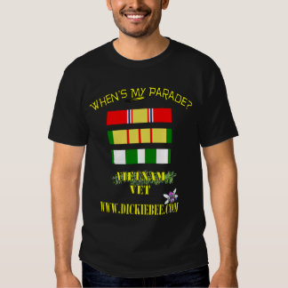 When's My Parade? Tees