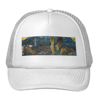 'Where Do We Come From?' - Paul Gauguin Hat