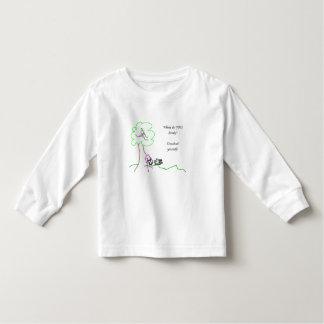 Where do you study? tee shirt