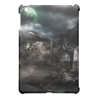 Where have all the Salmon Gone? iPad Mini Cover