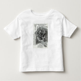 Where have you been to my pretty maid? toddler T-Shirt