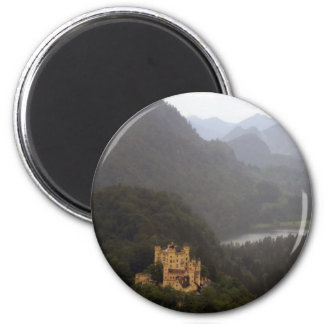 Where I Go In My Dreams 6 Cm Round Magnet