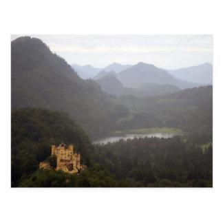 Where I Go In My Dreams Postcard