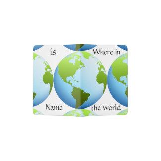 Where In The World Passport Holder