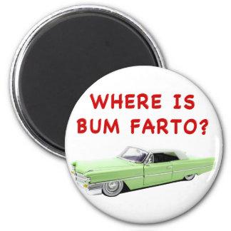 Where is bum farto fridge magnets