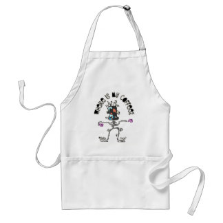Where is My Coffee Apron