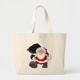 Where is Santa? Canvas Bag