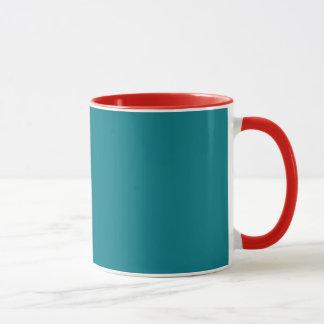 Where is Santa Claus? Mug