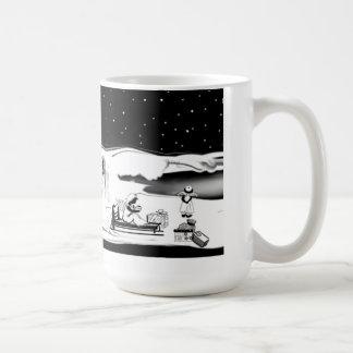 Where is Santa.....Mug