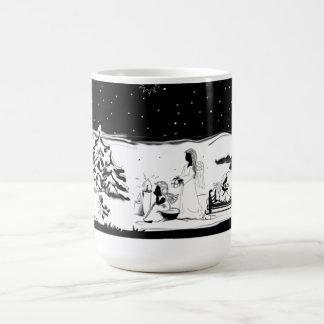 Where is Santa.....Mug Basic White Mug