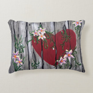Where Love Grows Acccent Pillow