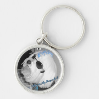 Where My Dogs At? Key Ring