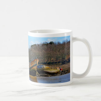 Where old boats go to retire coffee mugs