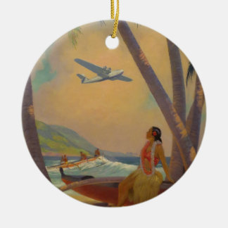 Where Progress and Romance Meet Christmas Ornament