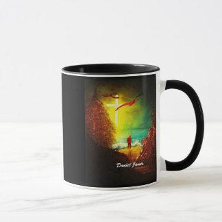 Where Silence Dwells poem mug