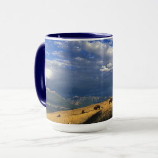 Where The Buffalo Roam Coffee Mug