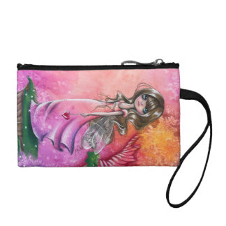 Where The Wind Blows Key/ Coin Clutch Coin Purses