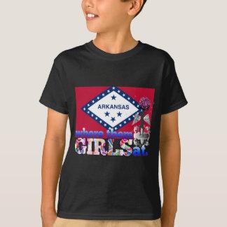Where them Arkansan girls at? T-Shirt