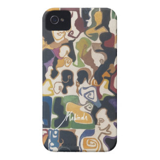 Where your head At? I by J. Kabinda iPhone 4 Cases