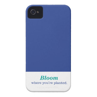 Where You're Planted iPhone 4 Case-Mate Case