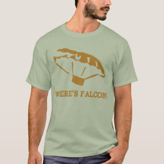 Where's Falcon? T-Shirt