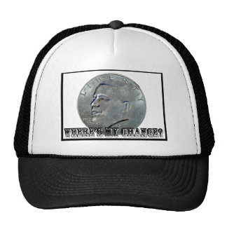 where's my change cap