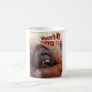 Where's My Coffee!!! Coffee Mug