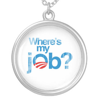 Where's my job Faded.png Necklaces