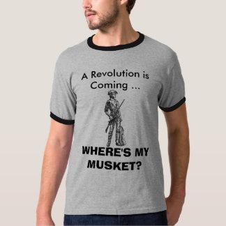 WHERE'S MY MUSKET? T-Shirt