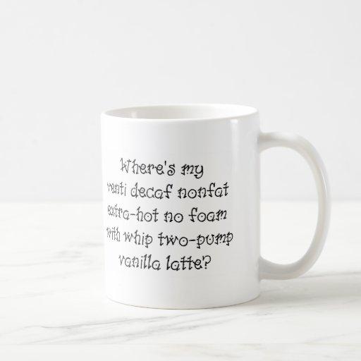 Where's my venti decaf mug