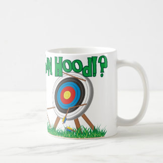 Where's Robin Hood Coffee Mug