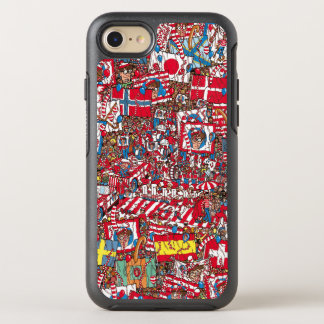Where's Waldo Enormous Party OtterBox Symmetry iPhone 8/7 Case