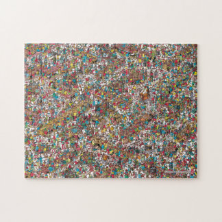 Where's Waldo   Gobbling Gluttons Jigsaw Puzzle