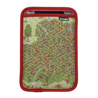 Where's Waldo Great Escape iPad Mini Sleeve