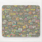 Where's Waldo | Knights of the Magic Flag Mouse Mat
