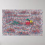 Where's Waldo | Land of Waldos Poster